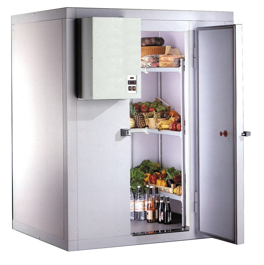 Byg-selv-kølerum