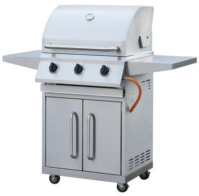 BBQ-gas-grill