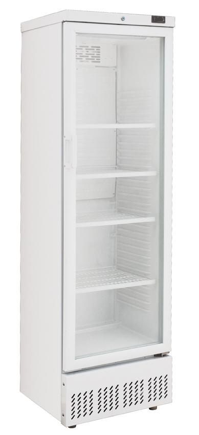 Køleskabe med glasdør