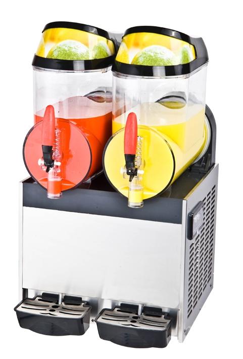 Slush-ice og saftmaskiner