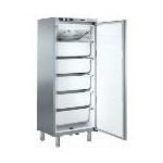 Køleskab med Glas låge