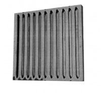 Flammebeskyttelsesfilter - 20 x 500 x 500 mm