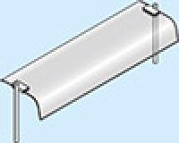 Indbygningshyldemedbuetglas2105x360x400mm-20