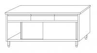 ArbejdsskabiCNS1810700mmdyb2skydelgerogskuffer50mmbagkant-20