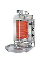 Professionel grill til Doner / Gyros / Kebab / Shawarma - Potis E1