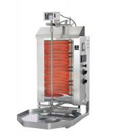 Professionel grill til Doner / Gyros / Kebab / Shawarma - Potis E2