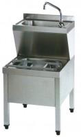 Hndkkkenvask500x600x850mm-20
