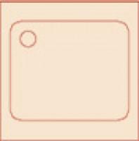 Vaskebord650x700x850mmmedbundhyldeCNS1810-20