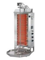 Professionel grill til Doner / Gyros / Kebab / Shawarma - Potis E3