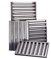 Flammebeskyttelsesfilter - Type A - 400 x 400 x 25 mm