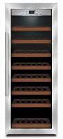 Vinkøleskab | Vinkøler | 1 temperaturzone | 43 flasker